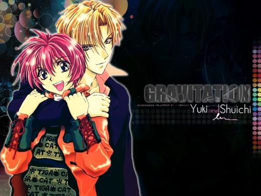 Gravitation___Yuki_and_Shuichi_by_NeeYumi